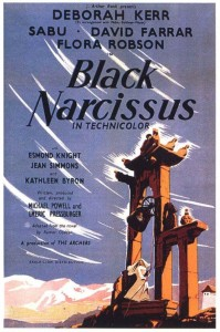 "Poster for the movie ""Black Narcissus"""