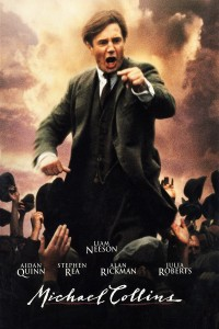"Poster for the movie ""Michael Collins"""