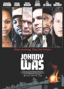 "Poster for the movie ""Johnny Was"""
