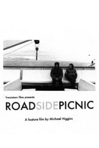 "Poster for the movie ""Roadside Picnic"""