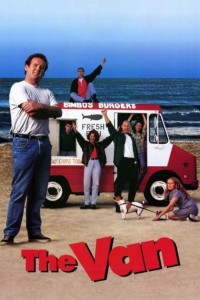 """Poster for the movie """"The Van"""""""