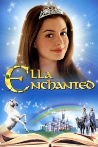"Poster for the movie ""Ella Enchanted"""