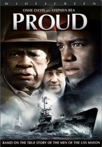 "Poster for the movie ""Proud"""