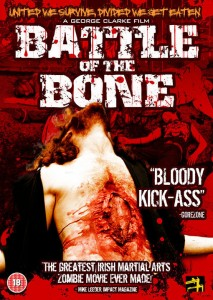 """Poster for the movie """"Battle of the Bone"""""""