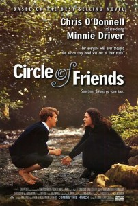 """Poster for the movie """"Circle of Friends"""""""