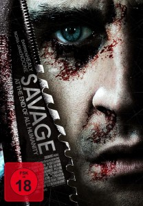 "Poster for the movie ""Savage"""