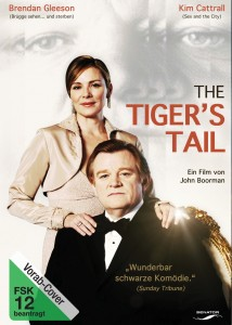 "Poster for the movie ""The Tiger's Tail"""