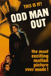 "Poster for the movie ""Odd Man Out"""