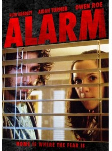"Poster for the movie ""Alarm"""