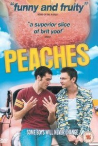 "Poster for the movie ""Peaches"""