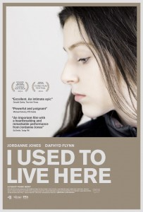 "Poster for the movie ""I Used to Live Here"""