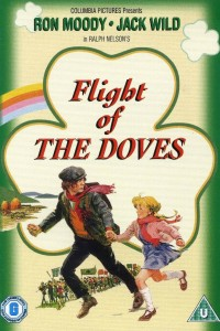 "Poster for the movie ""Flight of the Doves"""