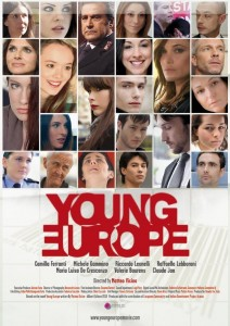 "Poster for the movie ""Young Europe"""