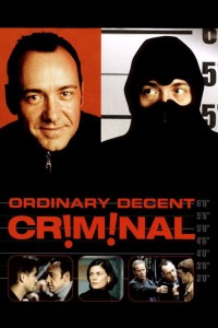 "Poster for the movie ""Ordinary Decent Criminal"""