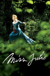 "Poster for the movie ""Miss Julie"""