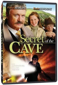 "Poster for the movie ""Secret of the Cave"""
