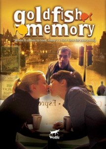 "Poster for the movie ""Goldfish Memory"""