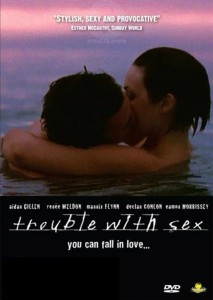 "Poster for the movie ""Trouble with Sex"""