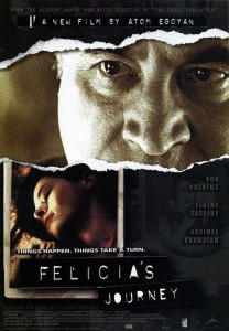 "Poster for the movie ""Felicia's Journey"""