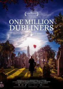"""Poster for the movie """"One Million Dubliners"""""""