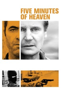"Poster for the movie ""Five Minutes of Heaven"""