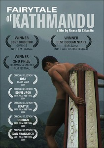 "Poster for the movie ""Fairytale of Kathmandu"""