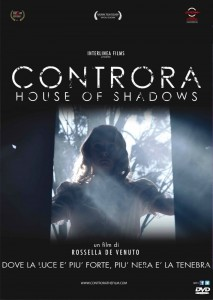 "Poster for the movie ""Controra - House of Shadows"""