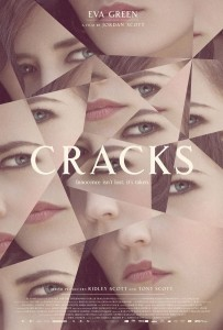 "Poster for the movie ""Cracks"""