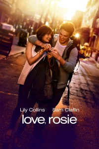 "Poster for the movie ""Love, Rosie"""