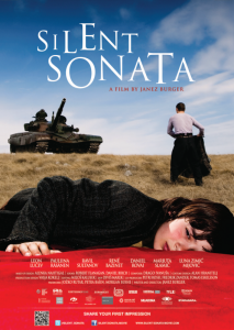 "Poster for the movie ""Silent Sonata"""