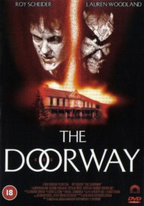 """Poster for the movie """"The Doorway"""""""