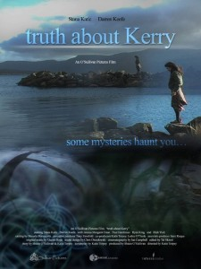 "Poster for the movie ""Truth About Kerry"""