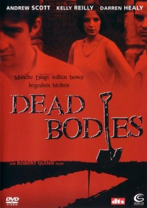 "Poster for the movie ""Dead Bodies"""