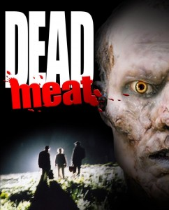 "Poster for the movie ""Dead Meat"""