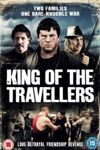 """Poster for the movie """"King of the Travellers"""""""