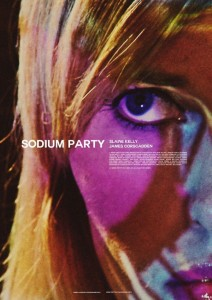 """Poster for the movie """"Sodium Party"""""""