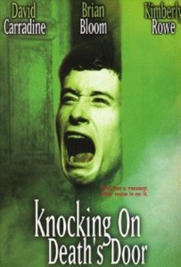 "Poster for the movie ""Knocking on Death's Door"""