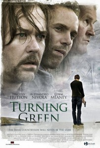 "Poster for the movie ""Turning Green"""
