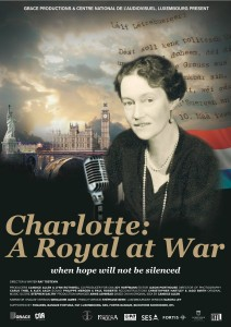 "Poster for the movie ""Charlotte: A Royal at War"""