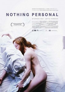 """Poster for the movie """"Nothing Personal"""""""