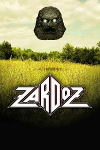 "Poster for the movie ""Zardoz"""