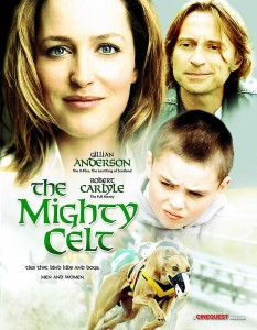 "Poster for the movie ""The Mighty Celt"""