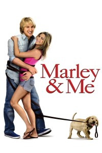 "Poster for the movie ""Marley & Me"""