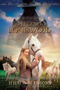 "Poster for the movie ""The Legend of Longwood"""