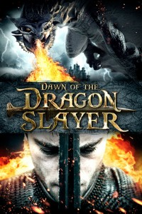 "Poster for the movie ""Dawn of the Dragonslayer"""