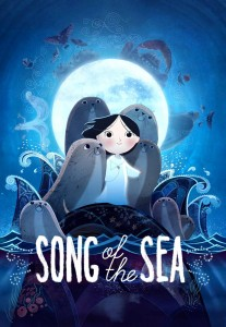 Poster for Song of the Sea