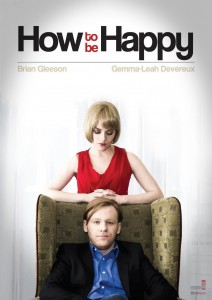 "Poster for the movie ""How to be Happy"""