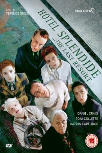 "Poster for the movie ""Hotel Splendide"""