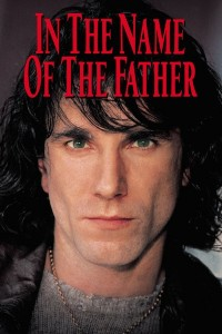 "Poster for the movie ""In the Name of the Father"""