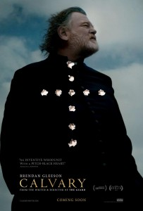 "Poster for the movie ""Calvary"""